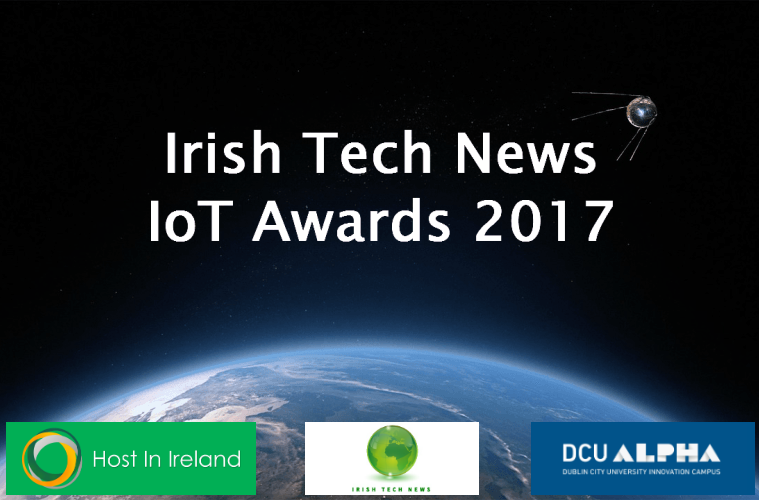 IRISH TECH NEWS presents the IOT AWARDS 2017 at DCU Alpha - 30 May 2017
