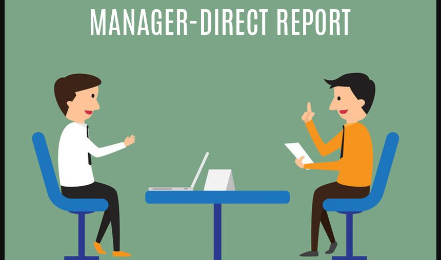 Value of one-2-one meetings with your direct reports, a key management tool